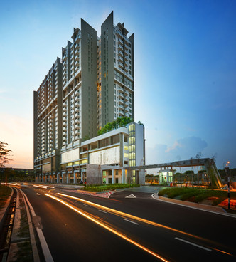 2016 PAM Awards Commercial High Rise Category-Commendation-UNIV360 Place SoFo by Atelier Alan Teh Architect