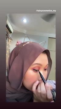 07062020-Keeracakedherface Instagram Sto