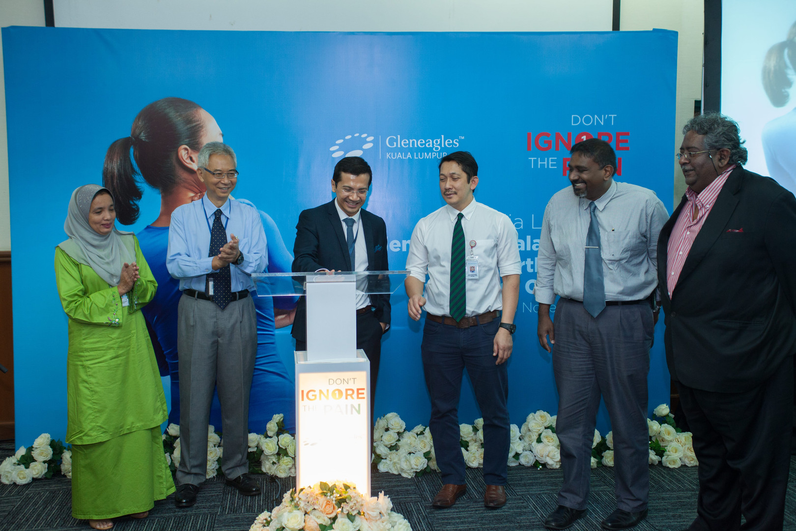 The Launch of Gleneagles KL Orthopaedic