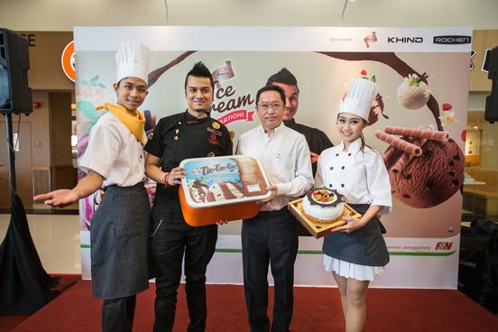 Brand Ambassador Dato' Chef Fazley Yaako