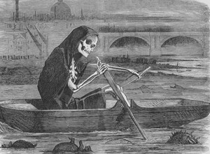 An age before filtration: 19th century Cholera outbreak