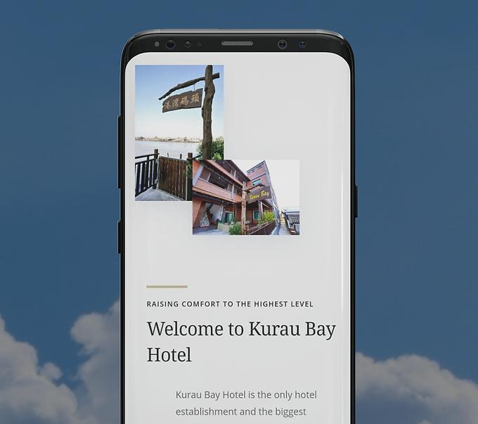 Kurau Bay Hotel case study