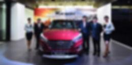 All new Hyundai Tucson launch
