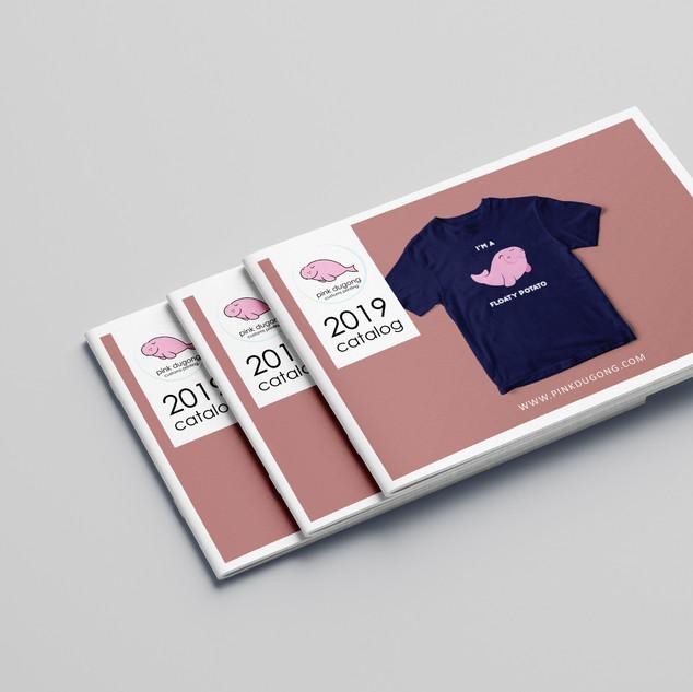 Pink Dugong Catalog