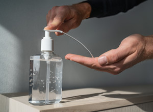 Liquid Filters for the Production of Ethanol-based Sanitizers and Cleaners