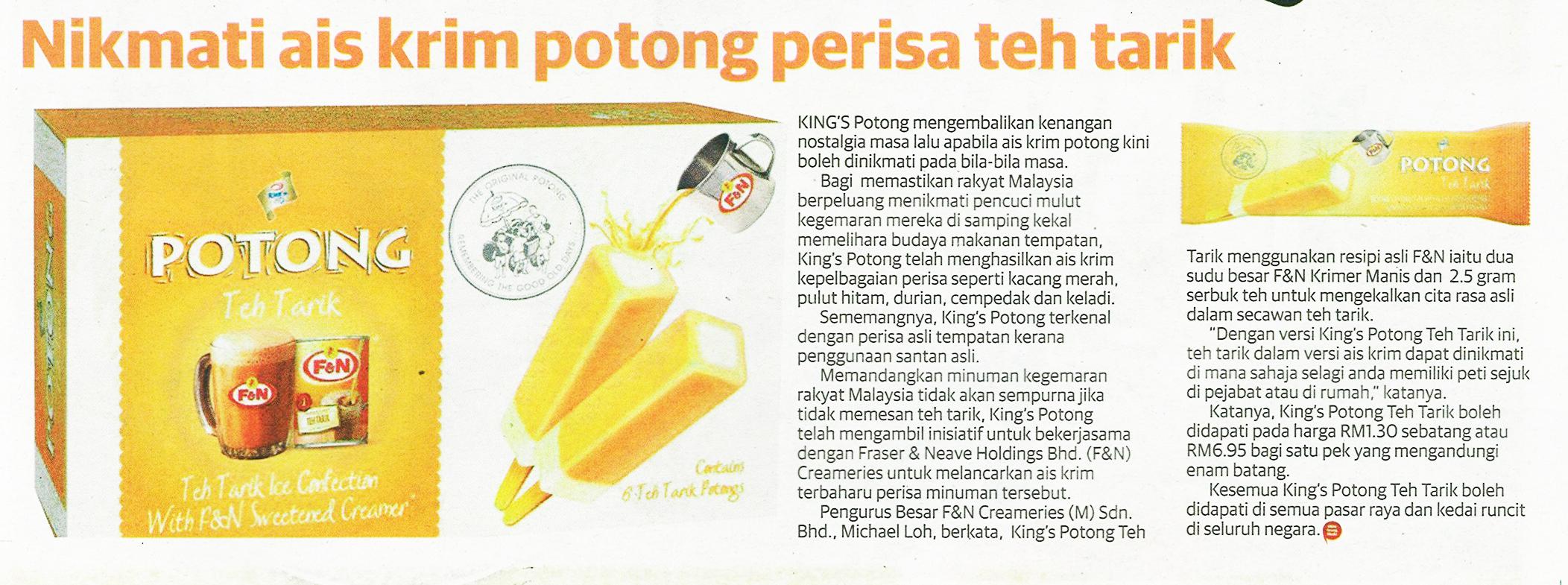 Utusan Malaysia 230116