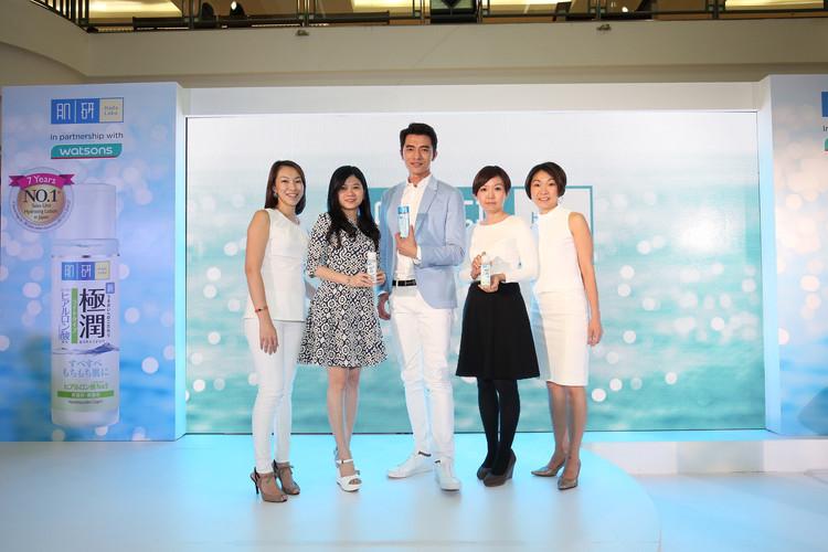 L to R- Yvonne Chee, Caryn Loh, Xiao Kai
