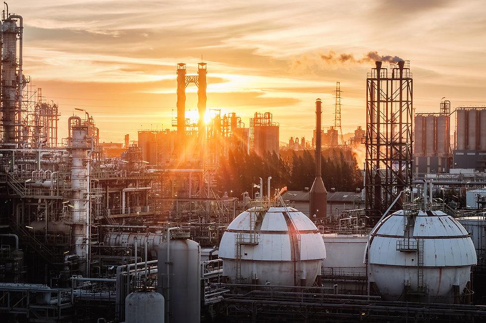 gas-storage-sphere-tanks-petrochemical-i