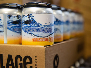 Have you heard of Wastewater Beer?