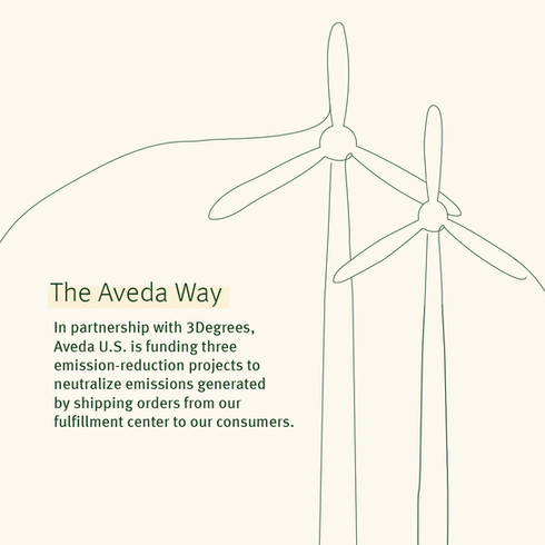 #Aveda Cares #EarthFriendly #PeopleFriendly