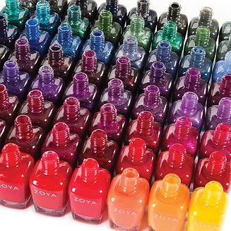Huge selection of colors - #NaturalNails