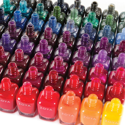 #Zoya Polish without the Toxins #notoxins #healthynails #natural
