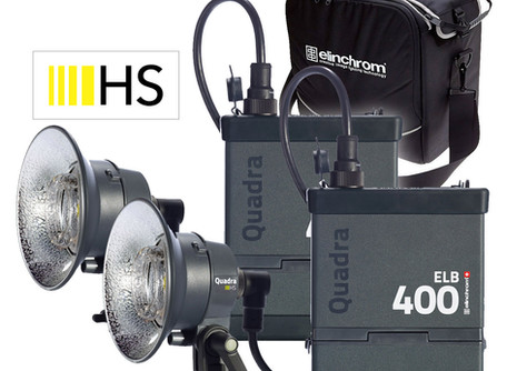 The Elinchrom HS System for Sony