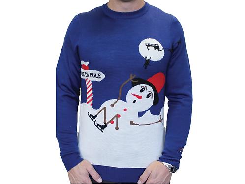 Slippery Snowman