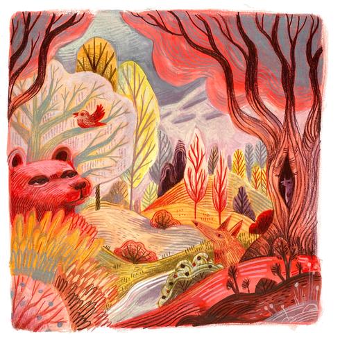 Autumnal Tumble