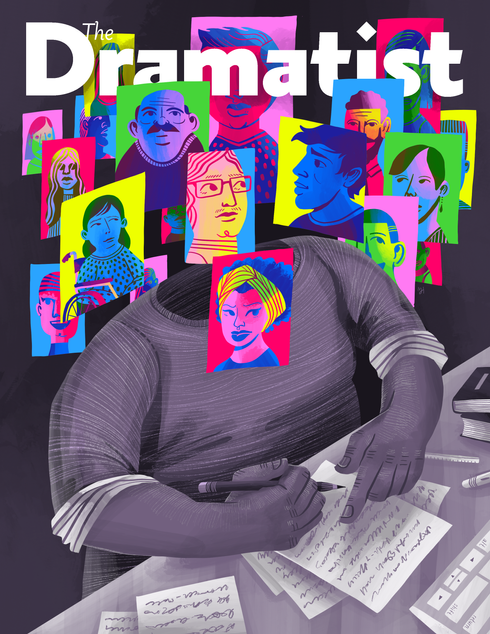 """Radical Hospitality"" Cover Illustration (2021)"