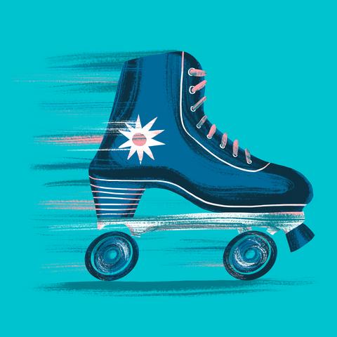Roller Derby / Roller Skating