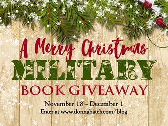 Book Giveaway for Military Personnel