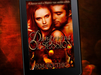 Cover Reveal - Dangerous Obsession