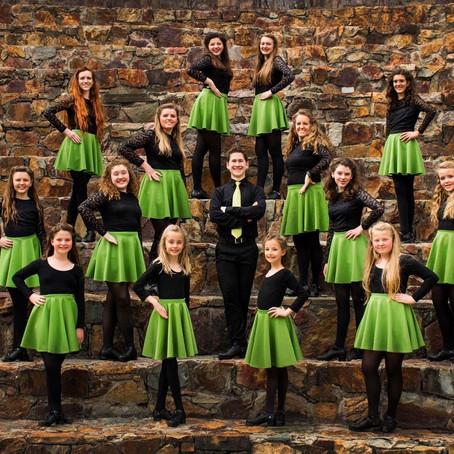 Harp Irish Dance