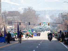 Back on the books--Parade and Siamsa Scheduled for September 18, 2021