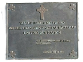 Irish Heritage in Utah