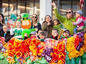 2020 St. Patrick's Day Parade CANCELED