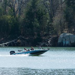 Fun Things to do Around Charlotte, NC - Hiking at Mountain Island Lake at Latta Plantation + Video