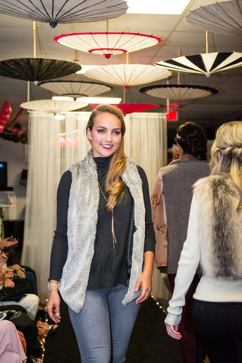 Peachy Keen Boutique Fall Fashion Show - Benefiting Headbands of Hope