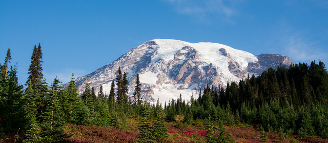 Washington State - Part 2: Mount Rainier National Park & White River Campground