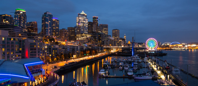Washington State - Part 1: Exploring Downtown Seattle, Pike Place Market, & the Puget Sound