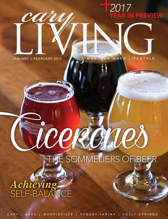 Bond Brother's Beer ~ Magazine Photoshoot + Cover!   Cary, NC
