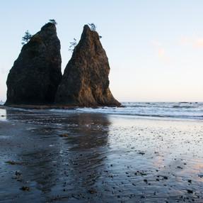 Washington State - Part 4: Ruby Beach, First Beach, & Rialto Beach