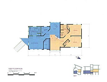 House Plans from Andrew Sidford Architects for Newburyport, MA