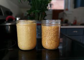 HOMEMADE MUSTARD 3 WAYS!- a garnish/ condiment to boost digestion & flavour.