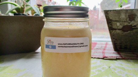 ALL ABOUT GHEE ~ How to make + ancient medicinal benefits ...