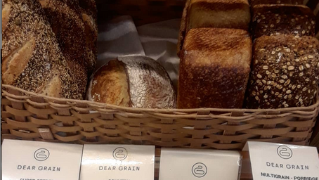 PICK THE HEALTHIEST BREADS & WHY - also where to find in #HamOnt!