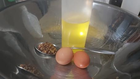 HOMEMADE MAYONNAISE~ Nutritious homemade mayo recipe!