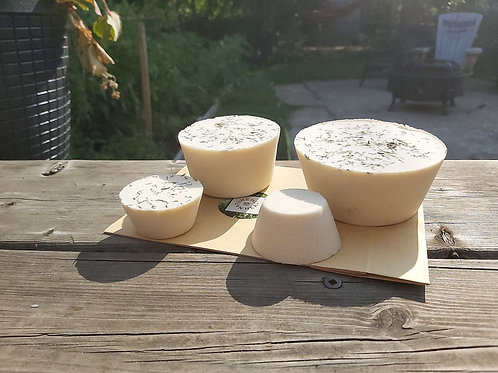 THYME 4 OLIVE OIL SOAP