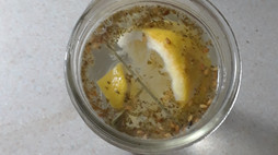 WARM LEMON ZA'ATAR ELIXIR