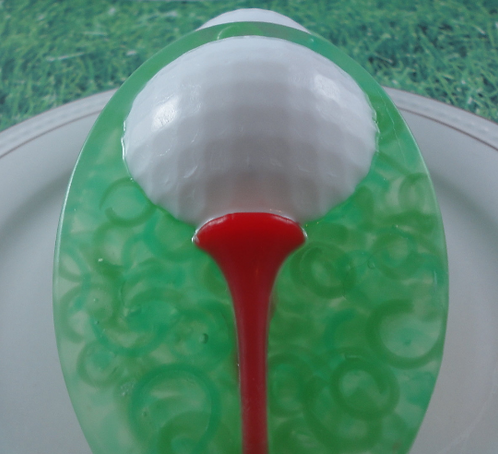 Fore! Golf Ball