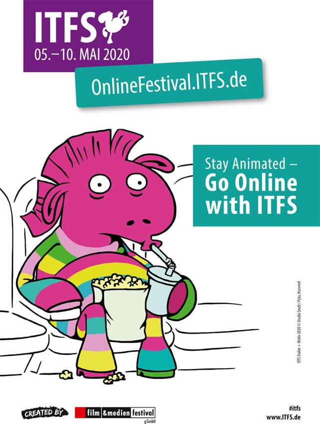 ITFS 2020 Plakat OnlineFestival