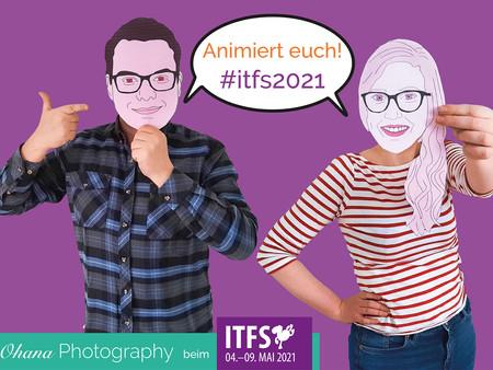 Unser Event-Tipp: Seid dabei beim ITFS 2021!