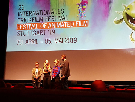 26. Internationales Trickfilm Festival 2019 - Tag 5