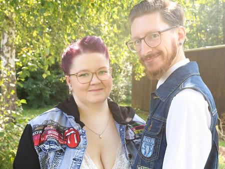 Familien-Shooting in Mössingen – Hochzeit von Nina und Christian inklusive Taufe
