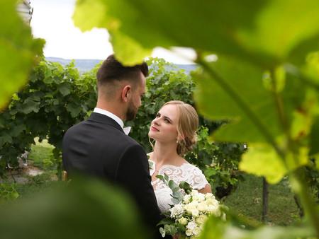 Von Horb nach Korb: dramatische Wolken und stimmungsvolle Fotoaufnahmen für Yvonne und Dennis