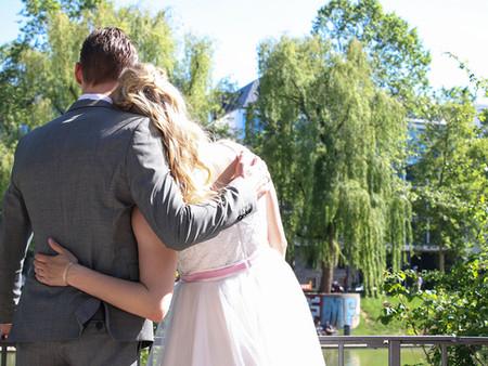 Hochzeit im Herzen von Stuttgart