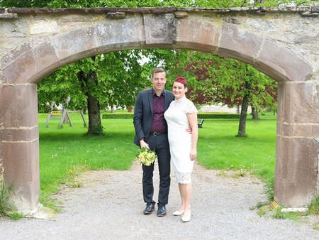 Ein Schloss für Zwei - Heiraten im Wasserschloss Glatt