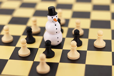 jeu d'échecs et enfants à Toulouse