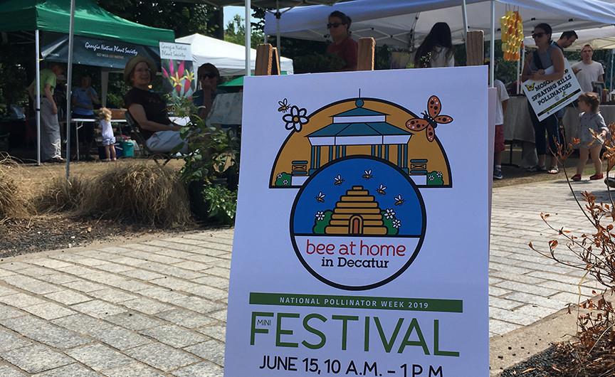 Decatur's NPW2019 festival is underway